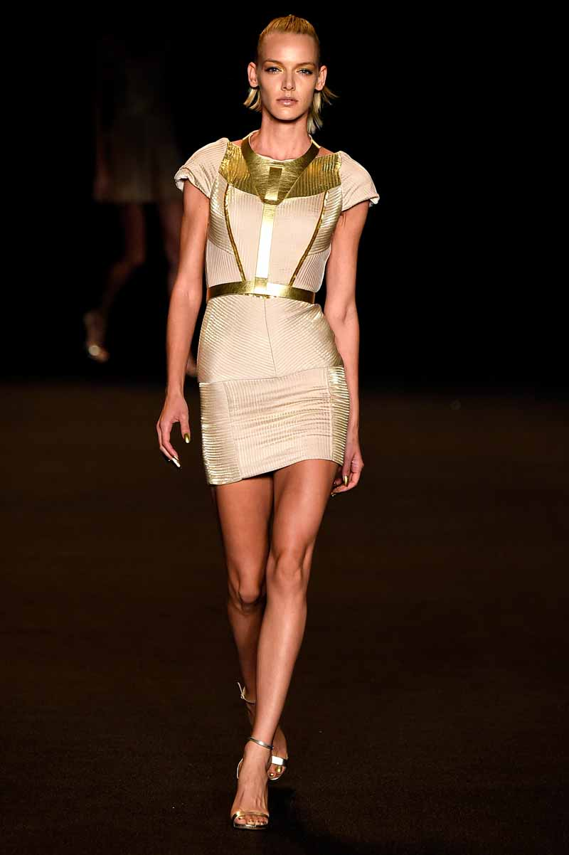 Mercedes-Benz Fashion Week Spring 2015 - Official Coverage - Best Of Runway Day 1