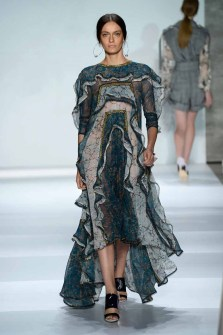 Mercedes-Benz Fashion Week Spring 2015 - Official Coverage - Best Of Runway Day 2