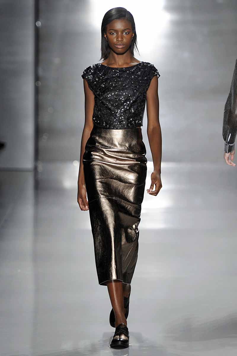 Noon by Noor New York RTW Fall Winter 2015 February 2015