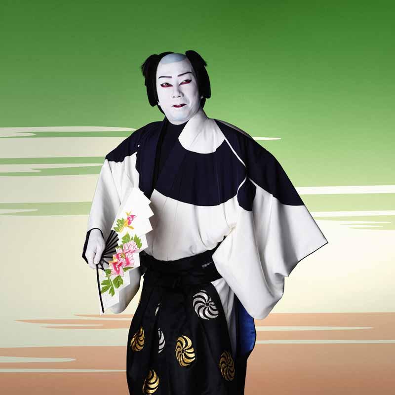 Shochiku Kabuki Uniqlo artist (3)
