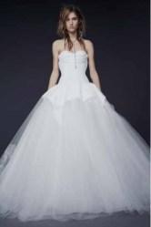 Vera Wang Bridal Fall 2015 Look 05