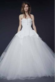 Vera Wang Bridal Fall 2015 Look 05