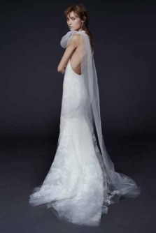 Vera Wang Bridal Fall 2015 Look 08
