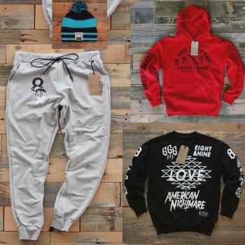 sportswear collage