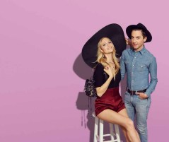 Eddie Borgo and Poppy Delevingne (2)