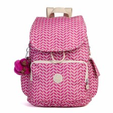 Ravier in Chevron Magenta $119