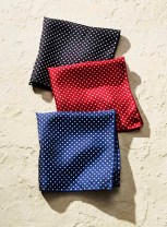 Ryan Seacret Distinction Pocket Sqaures-$30