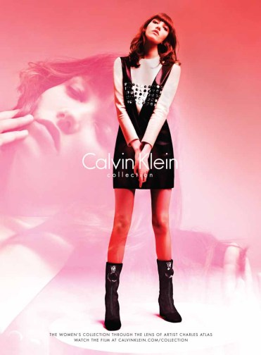 Calvin Klein Collection F15 campaign (6)