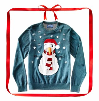American Rag Best Wrapper Holiday top. $40