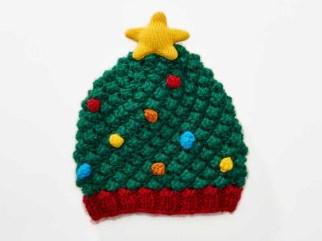 American Rag Christmas Tree Hat $20