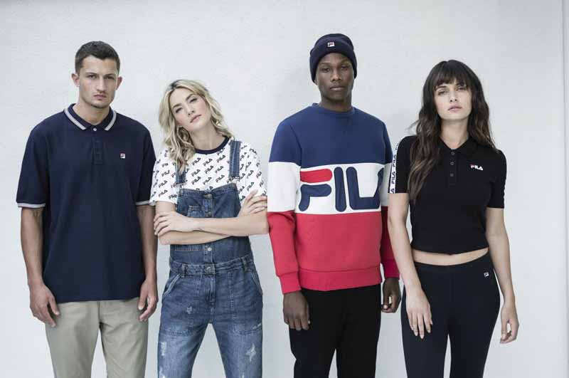 FILA North America Launches Fall 2016 Heritage Collection ...