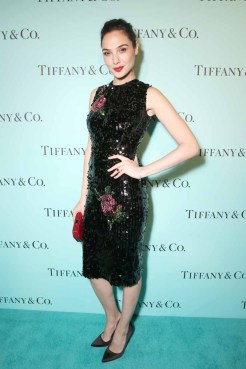 BEVERLY HILLS, CA - OCTOBER 13: Actress Gal Gadot attends Tiffany & Co.'s unveiling of the newly renovated Beverly Hills store and debut of 2016 Tiffany masterpieces at Tiffany & Co. on October 13, 2016 in Beverly Hills, California. (Photo by Todd Williamson/Getty Images for Tiffany & Co.)