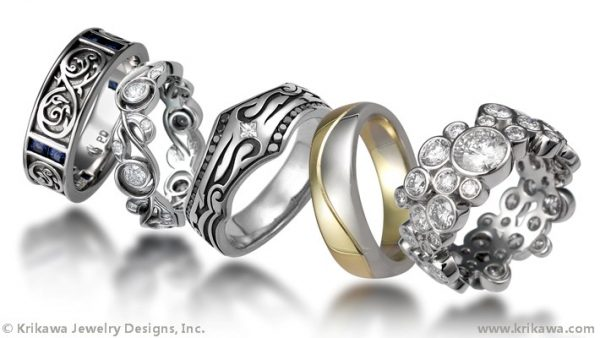unique-wedding-bands