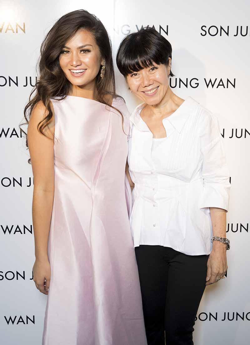 Calia Quinn, Son Jung Wan
