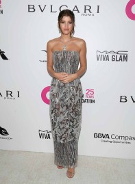 LOS ANGELES, CA - MARCH 04: Sofia Richie attends Elton John AIDS Foundation 26th Annual Academy Awards Viewing Party at The City of West Hollywood Park on March 4, 2018 in Los Angeles, California. (Photo by Venturelli/Getty Images for Bulgari)