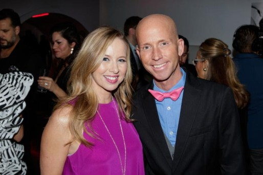 2018 Rising Star Co-Chairs Holly Quartaro & Dr. Jason Stanford