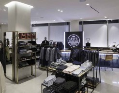 Levi's Tailor Shop at Nordstrom Men's Store NYC (PRNewsfoto/Nordstrom, Inc.)