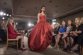 2018 Crystal Charity Fashion Show and Luncheon