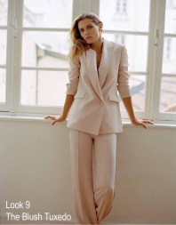 CTJ x PALLAS Look 09 The Blush Tuxedo