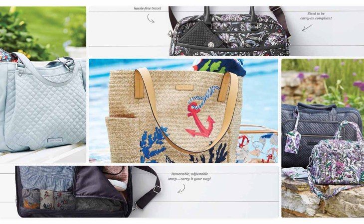 Vera Bradley Spring/Summer 2019 collection