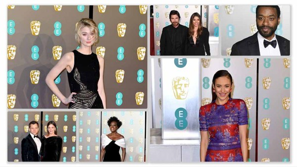BAFTA Awards Armani
