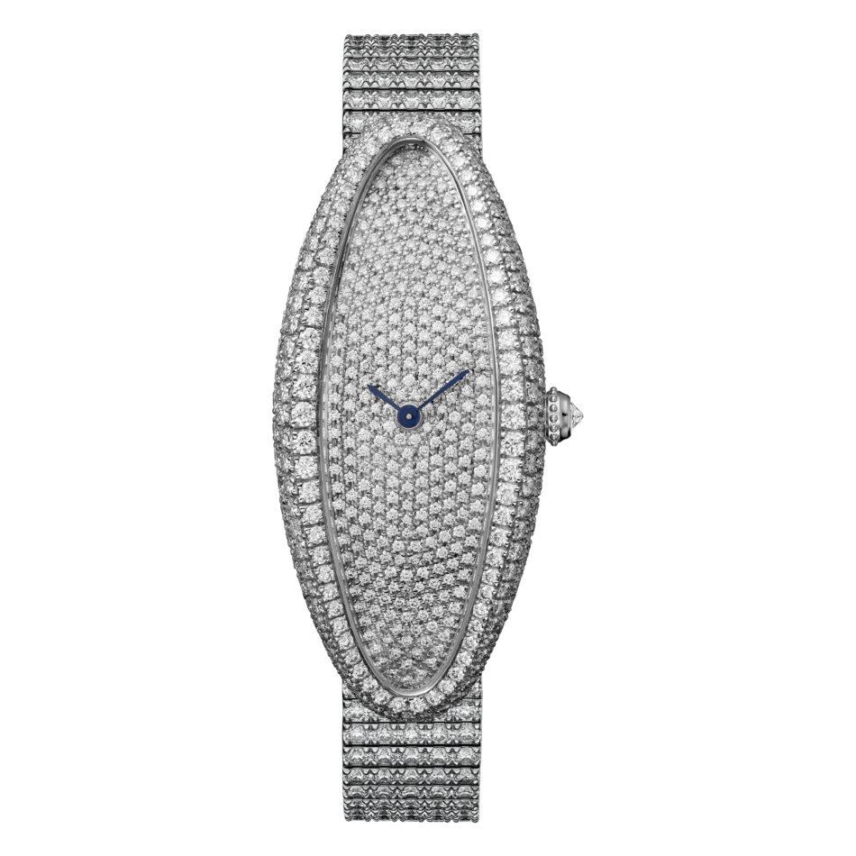 Cartier's Baignoire Allongée