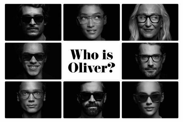 Oliver Peoples Spring 2019 campaign