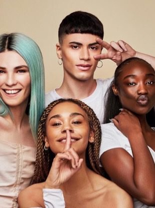 Beauty Brand JECCA BLAC:  Makeup Has No Gender