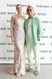 Tadashi Shoji Spring Summer 2020 - Backstage - New York Fashion Week: The Shows