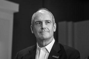 Michael Evans, co-president of Alibaba Group Holding Ltd.