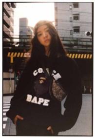 BAPE x Coach