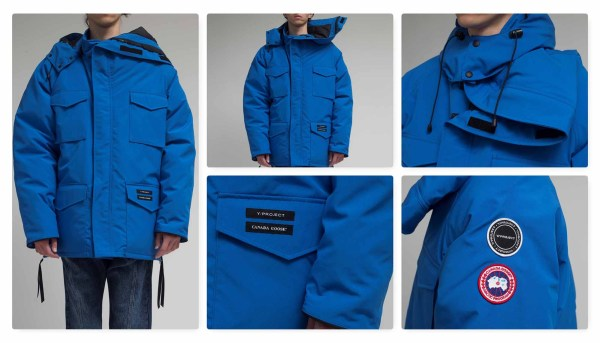 y project x canada goose F20