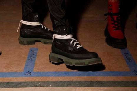 Both X Monse Shoes Fall 20