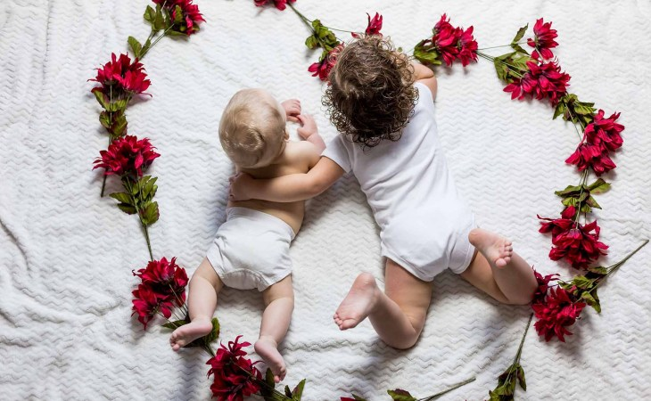 baby clothes siblings