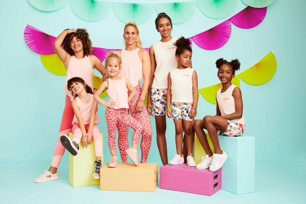 Fabletics Mother Daughter Capsule Collection