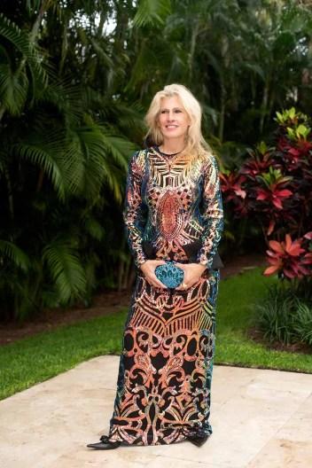 Donna Leah Designs Gem Gown