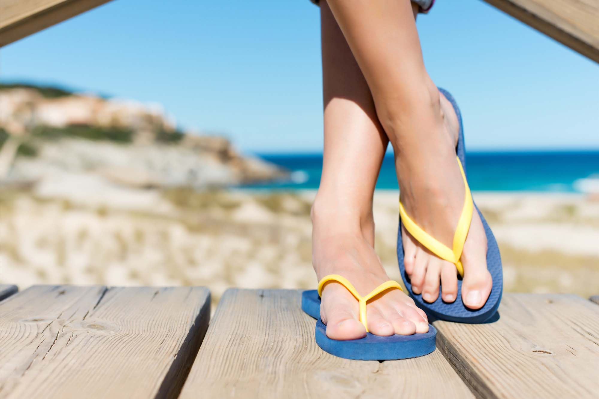 How to Wear Flip Flops: A Simple Style Guide