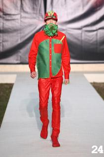 Walter van Beirendonck Menswear Spring 2009