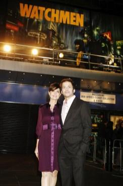 Deborah Snyder and Zack Snyder