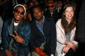 Lupe Fiasco Kanye West Milla Jovovich