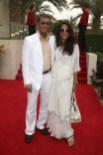 Shobhaa De and Dilip De