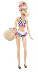 The New Bathing Suit Barbie Doll