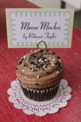 Mocha Meow by Rebecca Taylor for Billy's Bakery