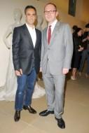 Francisco Costa and Simon Collins