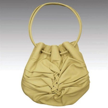 Fullum Ruched Handbag