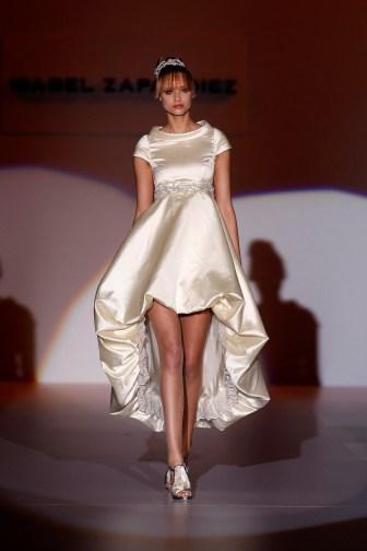 Isabel Zapardiez Bridal Spring 2010