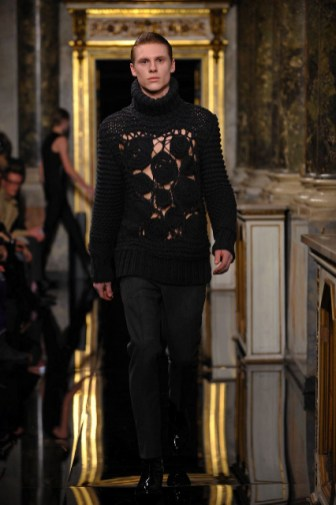Les Hommes Fall 2009