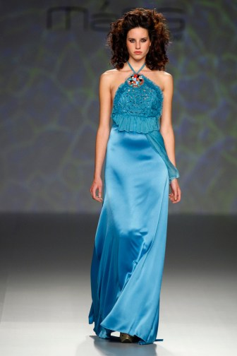 Mass by Matilde Cano Eveningwear Spring 2010