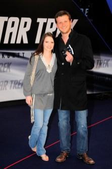 Jennifer Ulrich and Dennis Gansel