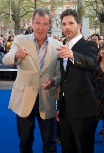 Jeremy Clarkson; Eric Bana